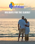 1 Stop Holidays for the Elderly brochure cover from 20 December, 2016