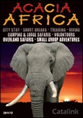 Acacia Africa brochure cover from 22 November, 2010