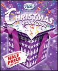 Ace Christmas brochure cover from 16 May, 2008