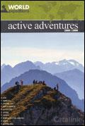 Active Adventures from World Expeditions brochure cover from 03 June, 2008