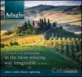 Adagio Walking Holidays brochure cover from 25 September, 2014
