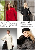 AllAboutCoats brochure cover from 26 October, 2010