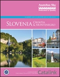 Anatolian Sky - Slovenia Holidays catalogue cover from 17 January, 2014