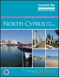Anatolian Sky - North Cyprus Holidays catalogue cover from 17 January, 2014