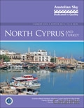 Anatolian Sky - North Cyprus Holidays catalogue cover from 14 January, 2015
