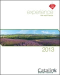 Belle France - Walking, Cycling and Canal Holidays brochure cover from 08 January, 2013