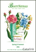 Beauty Naturals brochure cover from 21 June, 2016