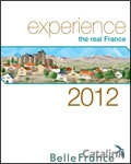 Belle France - Walking, Cycling and Canal Holidays brochure cover from 04 January, 2012