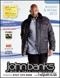 Big and Tall Menswear catalogue cover from 29 January, 2013