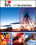 VisitBlackpool brochure cover from 08 May, 2014