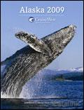 Cruise West catalogue cover from 20 January, 2009
