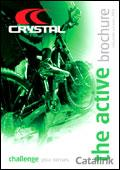 Crystal Active Mountain catalogue cover from 01 February, 2008
