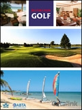 Destination Golf - USA brochure cover from 19 February, 2014