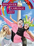 Discover Carlisle brochure cover from 14 March, 2017
