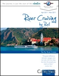 GRJ - River Cruising by Rail brochure cover from 07 February, 2011