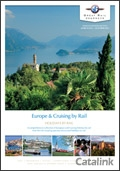 GRJ - River Cruising by Rail brochure cover from 11 August, 2014
