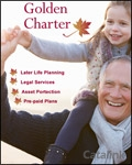 Golden Charter - Later Life Planning catalogue cover from 08 June, 2015