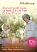 Golden Charter - Later Life Planning catalogue cover from 09 June, 2015