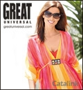 Great Universal brochure cover from 20 April, 2010