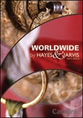 Hayes and Jarvis - Worldwide Collection brochure cover from 08 July, 2011