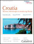 Adriatic coast holidays from Holiday Options brochure cover from 10 September, 2009