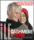 I Love Cashmere catalogue cover from 02 December, 2008