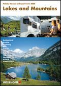 Interhome Lakes, Mountains and Countryside brochure cover from 23 December, 2007