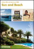 Interhome Sun and Beach brochure cover from 23 December, 2007