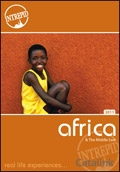 Intrepid Africa & Middle East brochure cover from 11 November, 2010