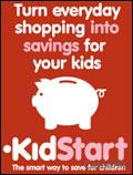 KidStart Free Money for your Kids catalogue cover from 06 February, 2009