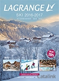 Lagrange - Ski catalogue cover from 04 August, 2016
