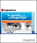 Linguaphone brochure cover from 04 June, 2010
