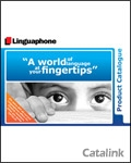 Linguaphone brochure cover from 01 October, 2010