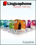 Linguaphone brochure cover from 13 August, 2013