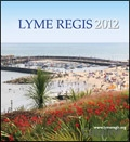 Lyme Regis Tourism brochure cover from 20 December, 2012