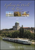 Noble Caledonia - Explore the World by River brochure cover from 06 April, 2011