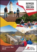 North East Wales brochure cover from 11 March, 2015