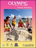 Olympic Holidays - Summer Sun brochure cover from 08 July, 2014