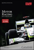 Page & Moy Motor Racing Second Edition brochure cover from 03 June, 2010