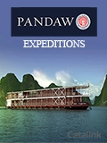 Pandaw Expeditions Overview brochure cover from 31 January, 2017
