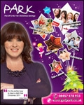 Park Christmas Savings Voucher brochure cover from 07 September, 2010