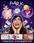 Park Christmas Savings Voucher brochure cover from 14 September, 2012