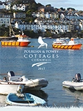 Polruan Cottages Cornwall brochure cover from 09 March, 2017