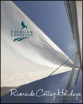 Polruan Cottages Cornwall brochure cover from 02 July, 2012