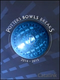 Potters Bowls Breaks brochure cover from 24 July, 2014