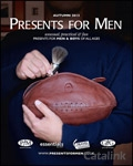Presents for Men brochure cover from 16 September, 2013