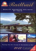 Railtrail brochure cover from 30 April, 2012