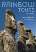 Rainbow Tours - Latin America brochure cover from 03 October, 2013