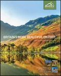 Ramblers Countrywide Holidays brochure cover from 27 October, 2014