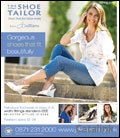 Shoe Tailor from JD Williams brochure cover from 12 January, 2010